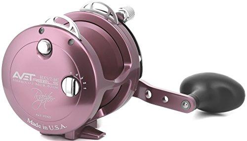 リール AVET 釣り道具 フィッシング Avet HX5/2 Pink Raptor Series Lever Drag Casting Reelリール AVET 釣り道具 フィッシング