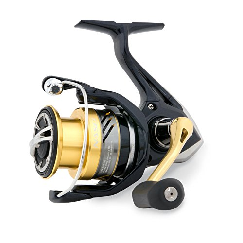 リール Shimano シマノ 釣り道具 フィッシング Shimano Nasci C 3000 FB Compact Spinning Fishing Reel With Front Drag Model 2017, NASC3000FBリール Shimano シマノ 釣り道具 フィッシング