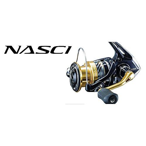 リール Shimano シマノ 釣り道具 フィッシング NAS2500FBC Shimano Nasci C3000HGFB NASC3000HGFBC Comp Spinning 6.2: 1/4Bb+1Rb/Clam Fishing Reelsリール Shimano シマノ 釣り道具 フィッシング NAS2500FBC