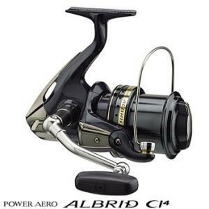 リール Shimano シマノ 釣り道具 フィッシング 025814 Shimano Power Aero Albrid CI4 STDリール Shimano シマノ 釣り道具 フィッシング 025814
