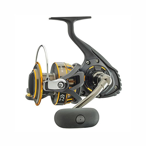リール Daiwa ダイワ 釣り道具 フィッシング BG2000 Daiwa BG2000 BG Saltwater Spinning Reel, 2000, 5.6: 1 Gear Ratio, 6+1 Bearings, 29.50