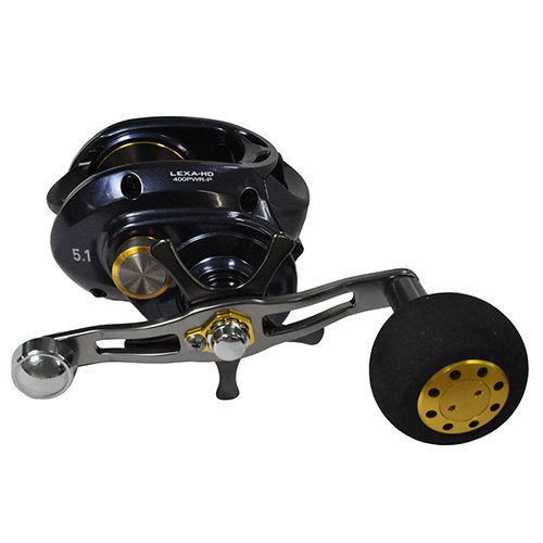 リール Daiwa ダイワ 釣り道具 フィッシング LEXA-HD300XSL-P 【送料無料】Daiwa LEXA-HD300XSL-P Lexa Type-HD Baitcasting Reel, 300 Hyper Speed, 8.1: Gear Ratio, 6CRBB, 1RB Bearings. 22 Max Dリール Daiwa ダイワ 釣り道具 フィッシング LEXA-HD300XSL-P