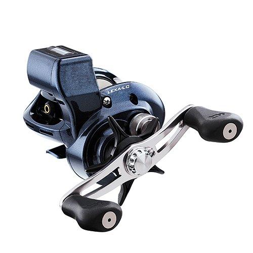 リール Daiwa ダイワ 釣り道具 フィッシング LEXA-LC300H Daiwa Lexa-LC 6.3:1 Line Counter Baitcast Right Hand Fishing Reel - LEXA-LC300Hリール Daiwa ダイワ 釣り道具 フィッシング LEXA-LC300H