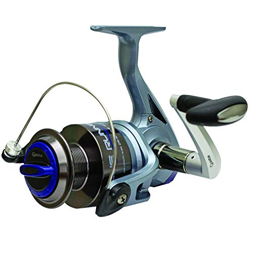 リール Quantum 釣り道具 フィッシング BLR60FABX3 Blue Runner Spin Reel 60リール Quantum 釣り道具 フィッシング BLR60FABX3