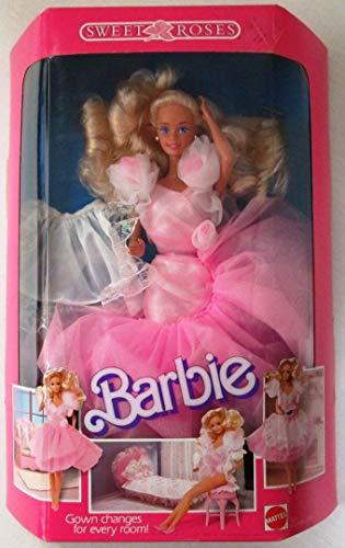 バービー バービー人形 日本未発売 Barbie Sweet Roses Doll - Gown Changes For Every Room! (1989 Hawthorne)バービー バービー人形 日本未発売