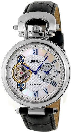 ストゥーリングオリジナル 腕時計 メンズ 127.33152 Stuhrling Original Men's 127.33152 Special Reserve The Emperor Automatic Dual Time Watchストゥーリングオリジナル 腕時計 メンズ 127.33152
