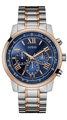 ゲス GUESS 腕時計 メンズ W0379G7 Guess W0379G7 Mens Horizon Two Tone Steel Chronograph Watchゲス GUESS 腕時計 メンズ W0379G7