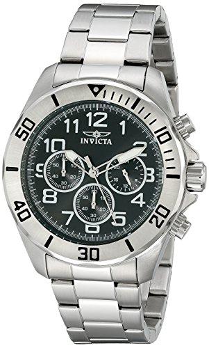 インヴィクタ インビクタ プロダイバー 腕時計 メンズ 18954 【送料無料】Invicta Men's 18954 Pro Diver Analog Display Japanese Quartz Silver Watchインヴィクタ インビクタ プロダイバー 腕時計 メンズ 18954