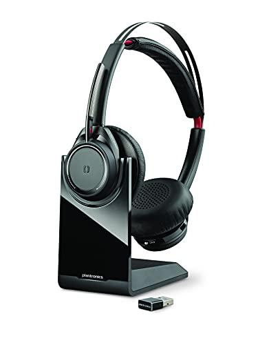 海外輸入ヘッドホン ヘッドフォン イヤホン 海外 輸入 54296 Plantronics Voyager Focus UC Bluetooth USB B825 202652-01 Headset with Active Noise Cancelling海外輸入ヘッドホン ヘッドフォン イヤホン 海外 輸入 54296