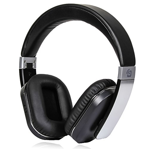 海外輸入ヘッドホン ヘッドフォン イヤホン 海外 輸入 F5A Active Noise Cancelling Bluetooth Headphones Wireless Canceling Microphone Low Bass Response APTX Hi-Fi Audio Over Ear Protein Ear Pads Fold海外輸入ヘッドホン ヘッドフォン イヤホン 海外 輸入 F5A