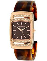 ブローバ 腕時計 レディース 44L150 【送料無料】Caravelle New York Women's 44L150 Analog Display Japanese Quartz Brown Watchブローバ 腕時計 レディース 44L150
