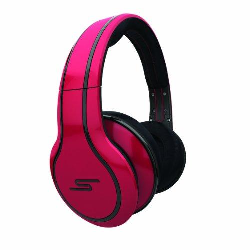 海外輸入ヘッドホン ヘッドフォン イヤホン 海外 輸入 SMS-WD-RED SMS Audio SMS-WD-RED Street by 50 Cent Wired Over-Ear Headphones - Red (Discontinued by Manufacturer)海外輸入ヘッドホン ヘッドフォン イヤホン 海外 輸入 SMS-WD-RED