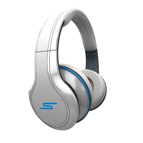 海外輸入ヘッドホン ヘッドフォン イヤホン 海外 輸入 SMS-WD-WHT STREET by 50 Cent Wired Over-Ear Headphones- White by SMS Audio (Discontinued by Manufacturer)海外輸入ヘッドホン ヘッドフォン イヤホン 海外 輸入 SMS-WD-WHT