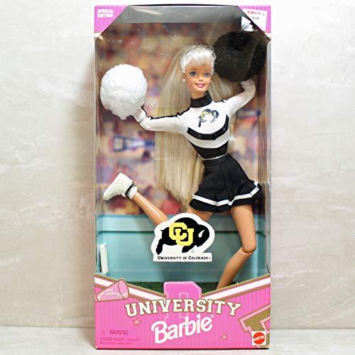 バービー バービー人形 大学 大学生 チアリーダー 19169 University of Colorado University Barbieバービー バービー人形 大学 大学生 チアリーダー 19169