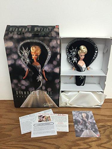 バービー バービー人形 日本未発売 Barbie Diamond Dazzle The Jewel Essence Collection Bob Mackie Dollバービー バービー人形 日本未発売