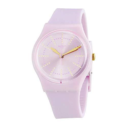 スウォッチ 腕時計 レディース 4332878288 Swatch Guimauve Pink Dial Ladies Watchスウォッチ 腕時計 レディース 4332878288