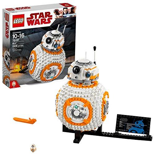 レゴ スターウォーズ 6175761 LEGO Star Wars VIII BB-8 75187 Building Kit (1106 Piece)レゴ スターウォーズ 6175761