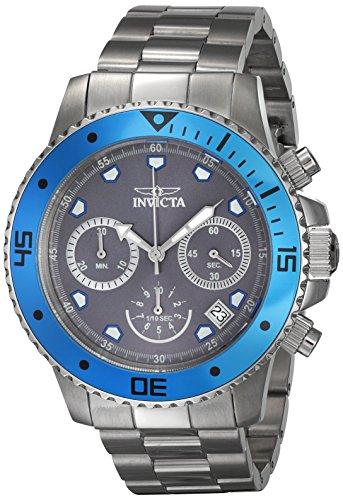 インヴィクタ インビクタ プロダイバー 腕時計 メンズ 21886 【送料無料】Invicta Men's Pro Diver Quartz Diving Watch with Stainless-Steel Strap, Silver, 22 (Model: 21886)インヴィクタ インビクタ プロダイバー 腕時計 メンズ 21886