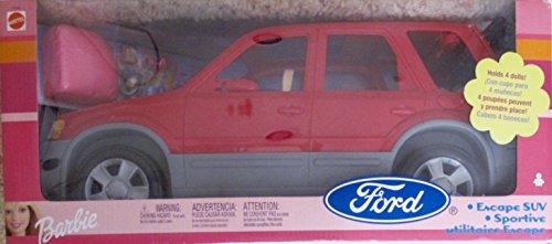 バービー バービー人形 日本未発売 プレイセット アクセサリ BARBIE FORD ESCAPE SUV Vehicle VAN w Accessories! (2002 Multi-Lingual Box)バービー バービー人形 日本未発売 プレイセット アクセサリ