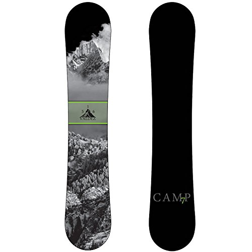 スノーボード ウィンタースポーツ キャンプセブン 2017年モデル2018年モデル多数 Camp Seven Valdez Snowboard 153 cmスノーボード ウィンタースポーツ キャンプセブン 2017年モデル2018年モデル多数