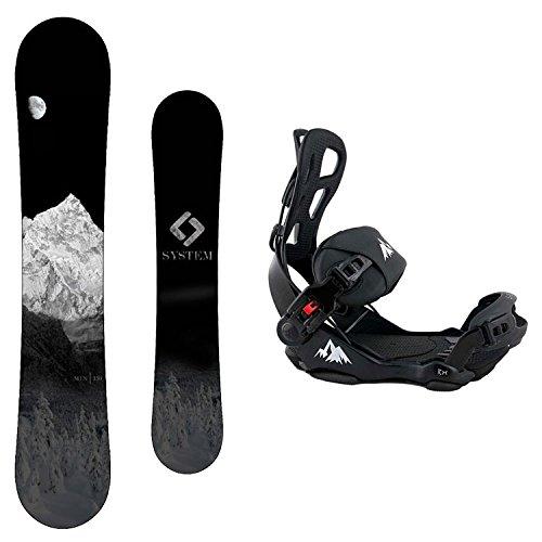 スノーボード ウィンタースポーツ キャンプセブン 2017年モデル2018年モデル多数 Camp Seven Package-System MTN CRCX 2018 Snowboard-163 cm Wide-System LTX Binding Largeスノーボード ウィンタースポーツ キャンプセブン 2017年モデル2018年モデル多数