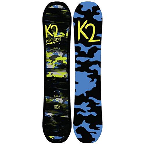 スノーボード ウィンタースポーツ ケーツー 2017年モデル2018年モデル多数 【送料無料】K2 Mini Turbo Snowboard 2018 - Kid's 110cmスノーボード ウィンタースポーツ ケーツー 2017年モデル2018年モデル多数