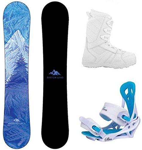 スノーボード ウィンタースポーツ システム 2017年モデル2018年モデル多数 【送料無料】System 2020 Juno and Mystic Complete Women's Snowboard Package (151 cm, Boot Size 10)スノーボード ウィンタースポーツ システム 2017年モデル2018年モデル多数