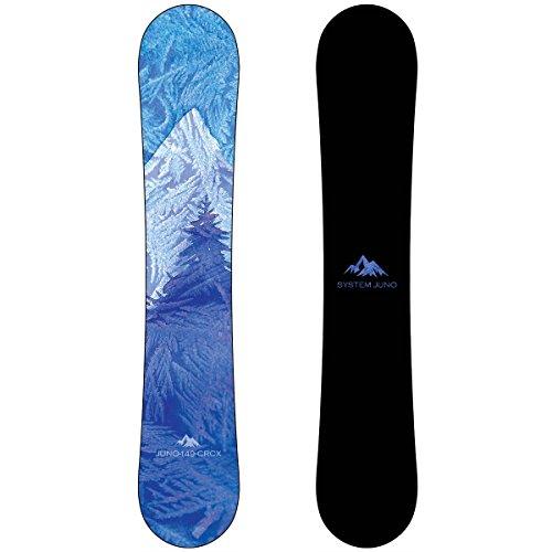 スノーボード ウィンタースポーツ システム 2017年モデル2018年モデル多数 【送料無料】System 2020 Juno Women's Snowboard (151 cm)スノーボード ウィンタースポーツ システム 2017年モデル2018年モデル多数
