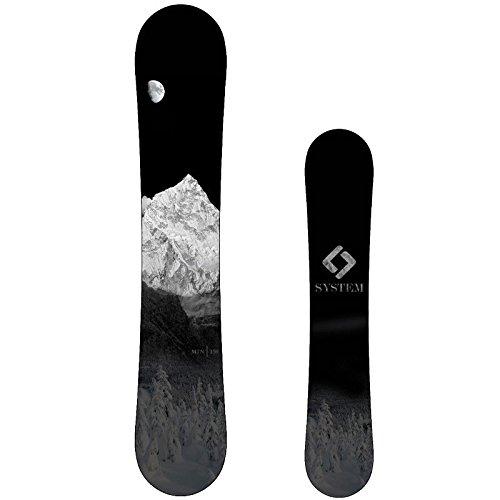 スノーボード ウィンタースポーツ システム 2017年モデル2018年モデル多数 System MTN CRCX Men's Snowboard 2019 (153 cm)スノーボード ウィンタースポーツ システム 2017年モデル2018年モデル多数