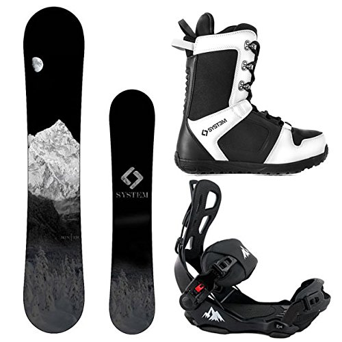 スノーボード ウィンタースポーツ システム 2017年モデル2018年モデル多数 System Package MTN CRCX Snowboard-144 cm LTX Binding Large APX Snowboard Boots 11スノーボード ウィンタースポーツ システム 2017年モデル2018年モデル多数