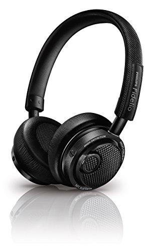 海外輸入ヘッドホン ヘッドフォン イヤホン 海外 輸入 M2BTBK/00 Philips Fidelio Bluetooth Headphone M2BTBK M2BT NFC海外輸入ヘッドホン ヘッドフォン イヤホン 海外 輸入 M2BTBK/00
