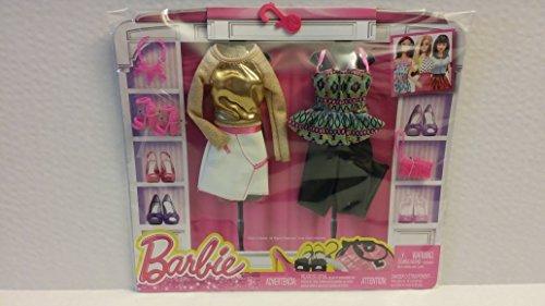 【再入荷!】 バービー バービー人形 Fashion 着せ替え 衣装 ドレス ドレス Barbie Complete Fashion 2-pack, Complete Glam Rockバービー バービー人形 着せ替え 衣装 ドレス, どんどん:ba6841f9 --- canoncity.azurewebsites.net