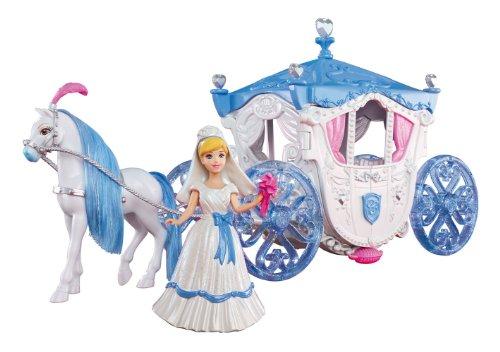 シンデレラ ディズニープリンセス X2840 Disney Princess Cinderella Wedding Carriageシンデレラ ディズニープリンセス X2840