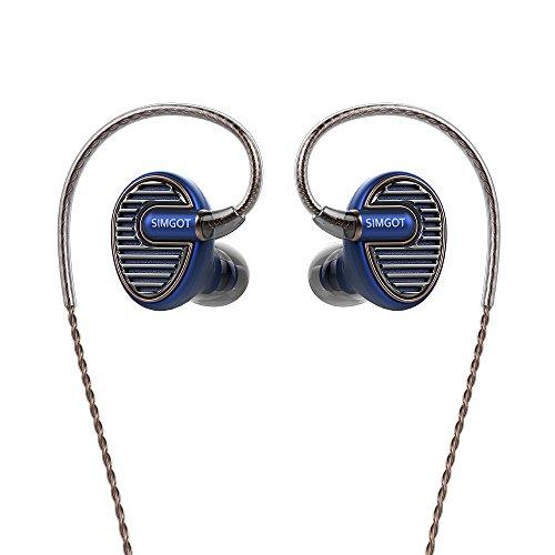 海外輸入ヘッドホン ヘッドフォン イヤホン 海外 輸入 EN700 BASS SIMGOT Canal Type Earphone EN700BASS (BLUE)【Japan Domestic genuine products】海外輸入ヘッドホン ヘッドフォン イヤホン 海外 輸入 EN700 BASS
