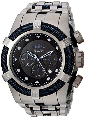 インヴィクタ インビクタ ボルト 腕時計 メンズ 23048 【送料無料】Invicta Men's Bolt Quartz Watch with Stainless-Steel Strap, Two Tone, 26 (Model: 23048)インヴィクタ インビクタ ボルト 腕時計 メンズ 23048