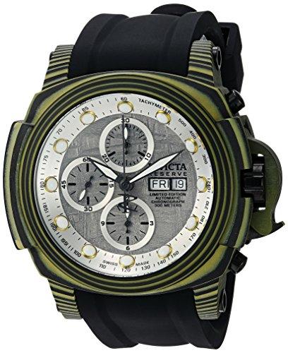 インヴィクタ インビクタ リザーブ 腕時計 メンズ 23561 【送料無料】Invicta Men's Reserve Stainless Steel Automatic-self-Wind Watch with Silicone Strap, Black, 26 (Model: 23561)インヴィクタ インビクタ リザーブ 腕時計 メンズ 23561