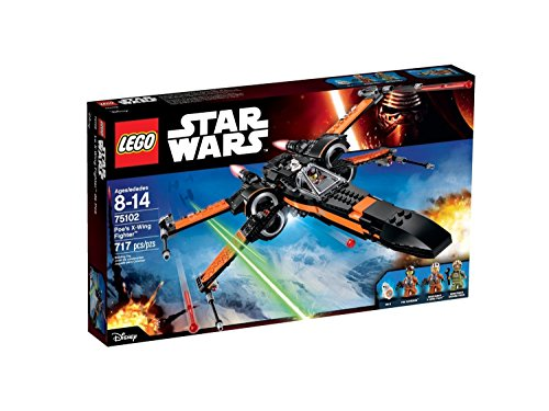 レゴ スターウォーズ Building Block Spacecraft Poe's X-Wing Fighter LEGO Star Wars (717pcs) Toysレゴ スターウォーズ