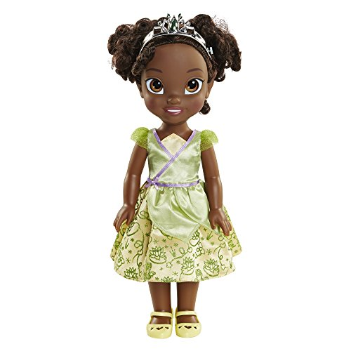 プリンセスと魔法のキス ティアナ プリンセスアンドザフロッグ ディズニープリンセス 99545 Disney Princess Tiana Toddler Dollプリンセスと魔法のキス ティアナ プリンセスアンドザフロッグ ディズニープリンセス 99545
