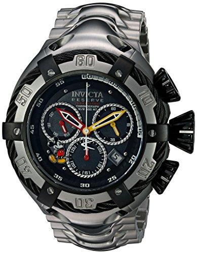 腕時計 インヴィクタ インビクタ メンズ ディズニー 24658 【送料無料】Invicta Men's Disney Limited Edition Quartz Watch with Stainless-Steel Strap, Silver, 29 (Model: 24658)腕時計 インヴィクタ インビクタ メンズ ディズニー 24658