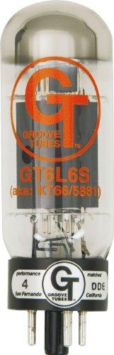真空管 ギター・ベース アンプ 海外 輸入 5550113524 Groove Tubes GT-6L6-S Medium Quartet Amplifier Tube真空管 ギター・ベース アンプ 海外 輸入 5550113524