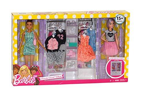 バービー バービー人形 日本未発売 プレイセット アクセサリ FLB30 Barbie Doll Playsets - Ultimate Closet Giftset - 15+ Pieces Includes: 2 Dolls, Closet, Clothesバービー バービー人形 日本未発売 プレイセット アクセサリ FLB30