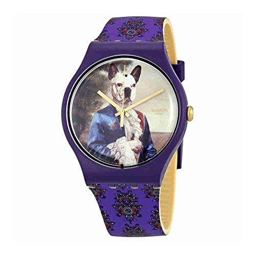 スウォッチ 腕時計 メンズ SUON120 Swatch Originals Sir Dog Mens Watch SUON120スウォッチ 腕時計 メンズ SUON120