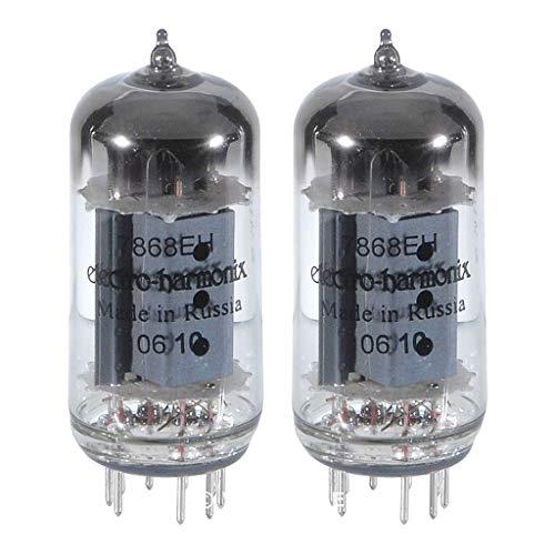 真空管 ギター・ベース アンプ 海外 輸入 Electro-Harmonix 7868 Vacuum Tube, Matched Pair真空管 ギター・ベース アンプ 海外 輸入