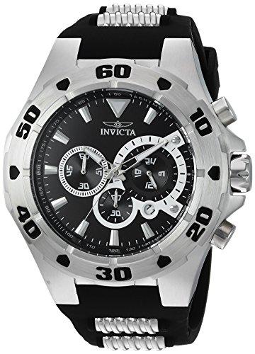 インヴィクタ インビクタ プロダイバー 腕時計 メンズ 24676 Invicta Men's Pro Diver Stainless Steel Quartz Watch with Polyurethane Strap, Two Tone, 30 (Model: 24676)インヴィクタ インビクタ プロダイバー 腕時計 メンズ 24676