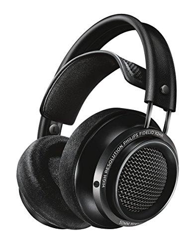 海外輸入ヘッドホン ヘッドフォン イヤホン 海外 輸入 X2HR/27 Philips X2HR Fidelio Over Ear Headphone, Black海外輸入ヘッドホン ヘッドフォン イヤホン 海外 輸入 X2HR/27