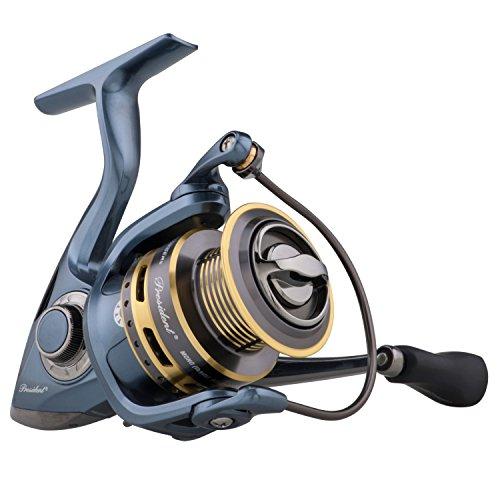 リール Pflueger 釣り道具 フィッシング PRESSP20X Pflueger PRESSP20X President Spinning Fishing Reel, 100/4リール Pflueger 釣り道具 フィッシング PRESSP20X