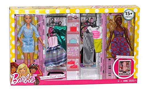 バービー バービー人形 日本未発売 プレイセット アクセサリ FLB29 Barbie Doll Playsets - Ultimate Closet Giftset - 15+ Pieces Includes: 2 Dolls, Closet, Clothesバービー バービー人形 日本未発売 プレイセット アクセサリ FLB29