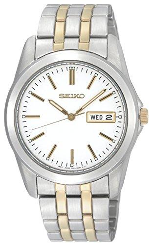 セイコー 腕時計 メンズ SGGA45 Seiko SGGA45 Mens Stainless Steel Dress White Dialセイコー 腕時計 メンズ SGGA45