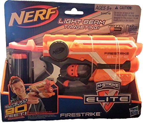 ナーフ Elite エヌストライク アメリカ 直輸入 エリート of Bundle: Nerf N-strike エリート Elite Firestrike Blaster(1) & Pack of N-strike Elite Darts(30 Darts)ナーフ エヌストライク アメリカ 直輸入 エリート, うりゅう オンラインショップ:ce3e1d69 --- 6530c.xyz