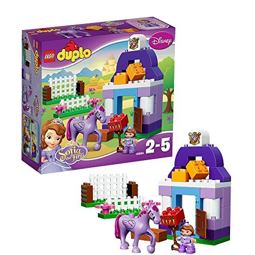 レゴ デュプロ LEGO (LEGO) Duplo Sofia the First castle horse of 10594レゴ デュプロ